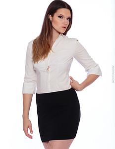 White Business Shirt-39