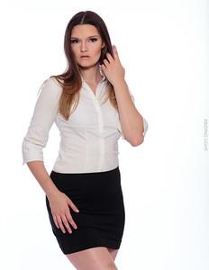 White Business Shirt-32