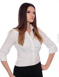 White Business Shirt-24