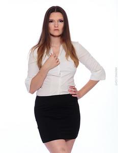 White Business Shirt-8