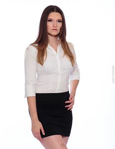 White Business Shirt-27