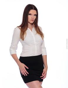 White Business Shirt-28