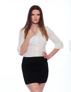 White Business Shirt-5