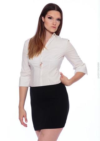 White Business Shirt-40