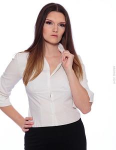 White Business Shirt-14