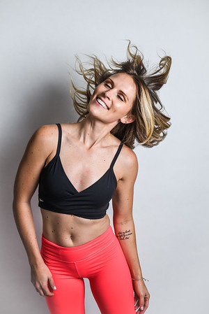 Fitness Photography shoot in Denver, Colorado