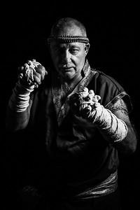 Muay Thai Grand Master