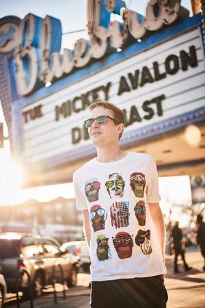 Dating Profile Photography Bluebird Theater, Denver, Colorado