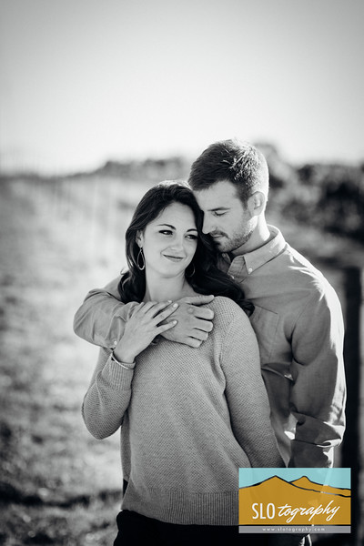 Fall Engagement at Baileyana Winery