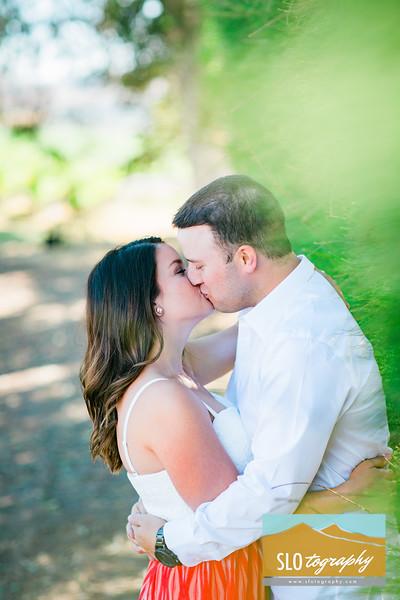 Summer Engagement at Baileyana Winery