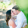 Summer Engagement at Baileyana Winery