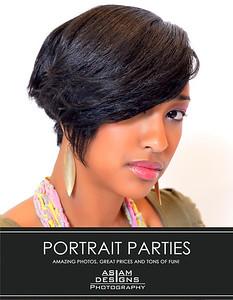 Portrait Parties