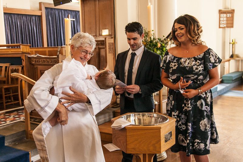 Christening Photographer in Newport, South Wales. 10