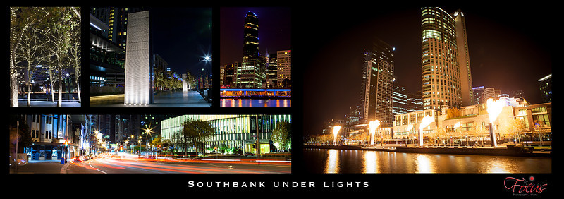 Southbank Under Lights
