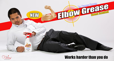 Elbow Grease - Works harder than you do