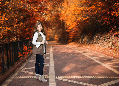 Fall Senior Photos