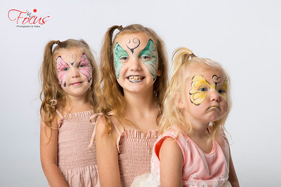 Face Painting Family