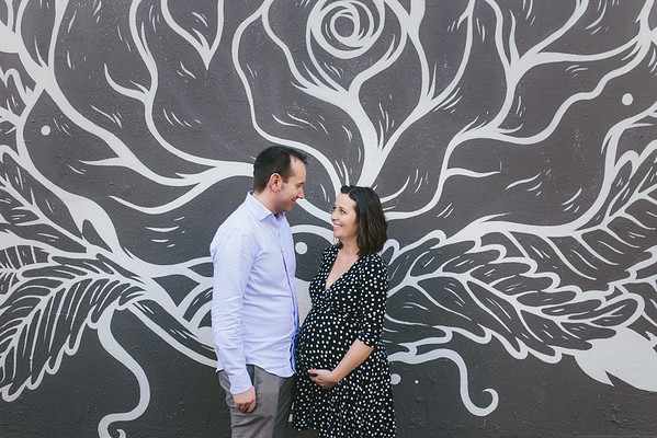 Anthony and Shelley - Maternity Session