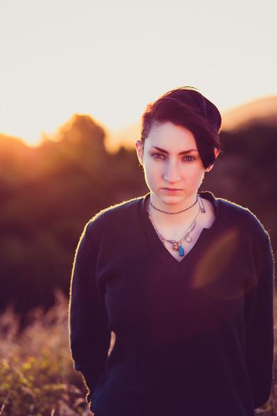Portrait Photography - Island Bay, Wellington