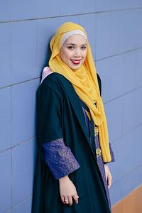 Shahirah Elaiza - Graduation Photos