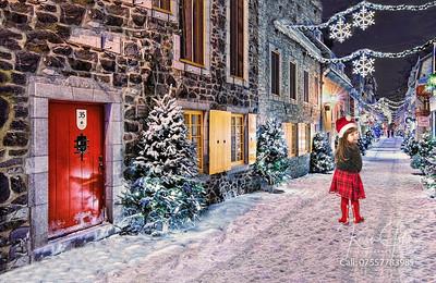 Snow Street2