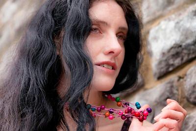 Organic Jewellery photoshoot 1