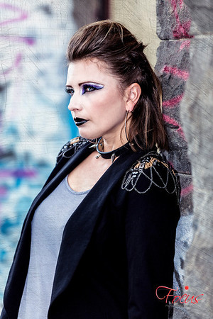 Punk shoot Aldona