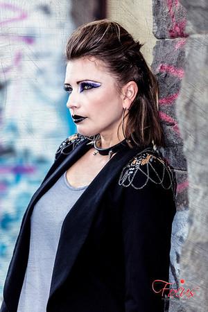 Punk shoot Aldona