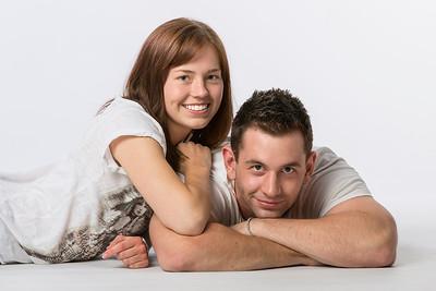 Portrait couple Infocus photography & video