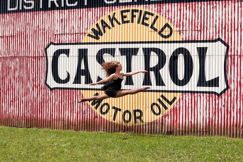 Castrol Oil - for harder working engines