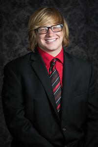 Sean Cole Senior Yearbook Picture-1