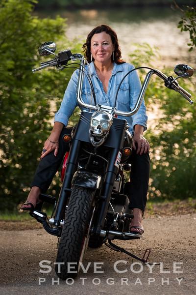 Harley Lady