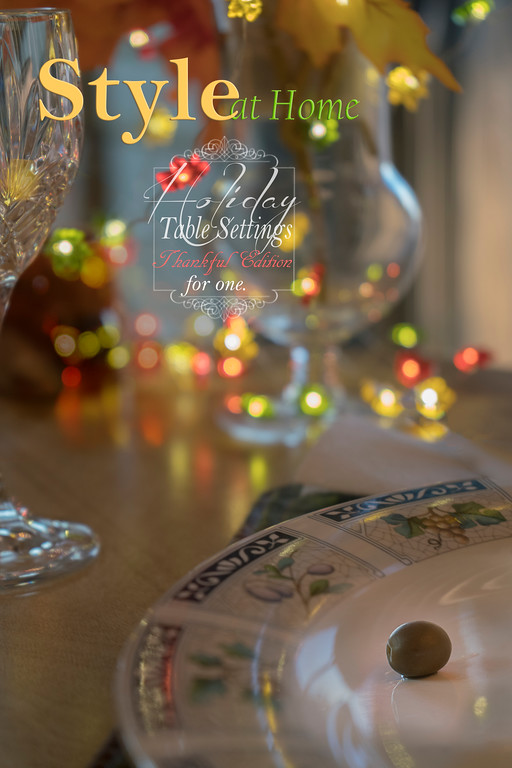 Stylistic Holiday Images