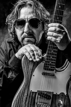 Bluesman Leigh Eggins
