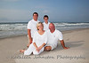Emerald Isle, NC, family beach photo, Jarnagin Family