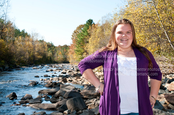 Brittany Nutile Senior Portraits