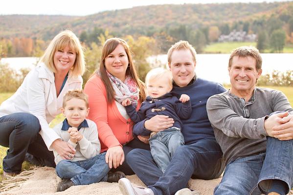 10/7/2014 Family Portrait, Alleghany Park