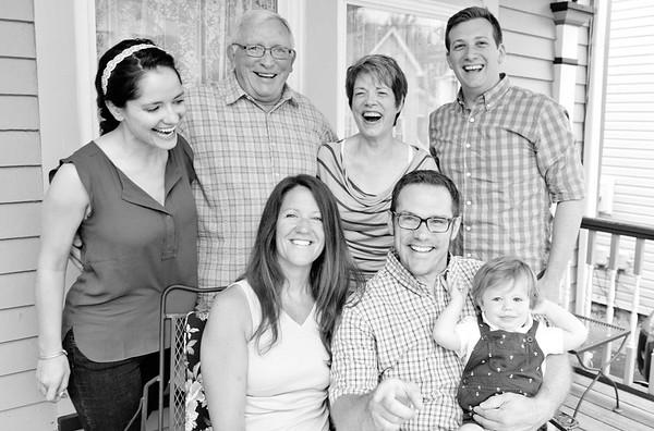 6/8/2015 Jason and Megan and Family Photos