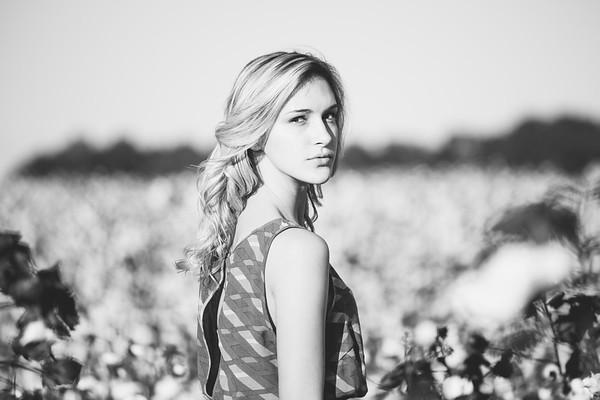 Alli Cotton Shoot