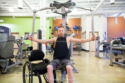 Dustin at the Gym 13Feb2015-