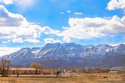 Utah Mountains 16feb2015-