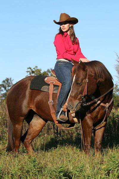 Catalog Cowgirl