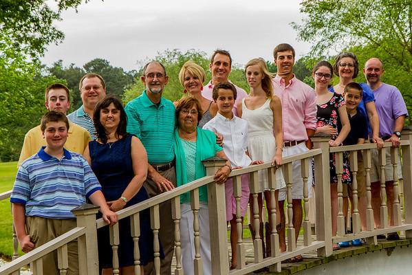Hunley Family Spring 2014