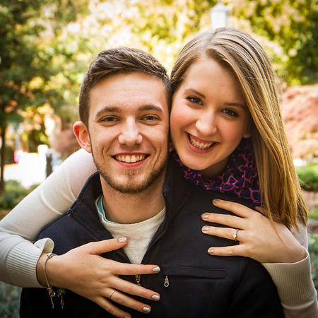 Dean and Kathleen  November 17, 2013