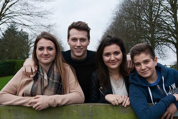 Protheroe Family