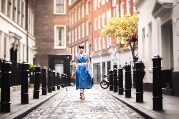 Soophia Foroughi, London June 2017
