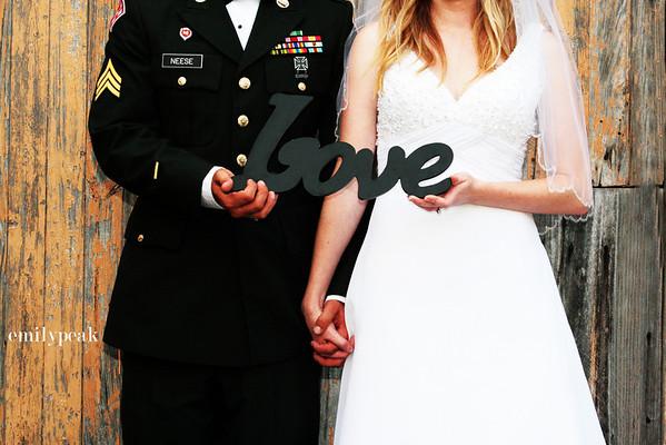 Neese Wedding