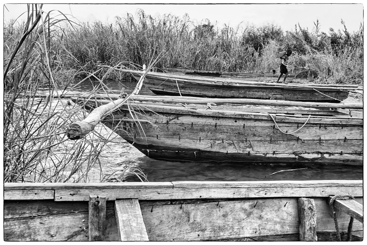 Lake Tanganyika Boats