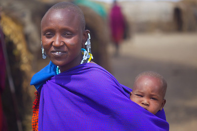 Maasai  Mom