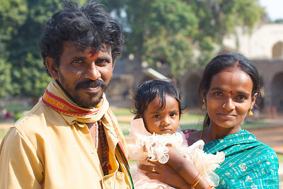 Hyderabad Family